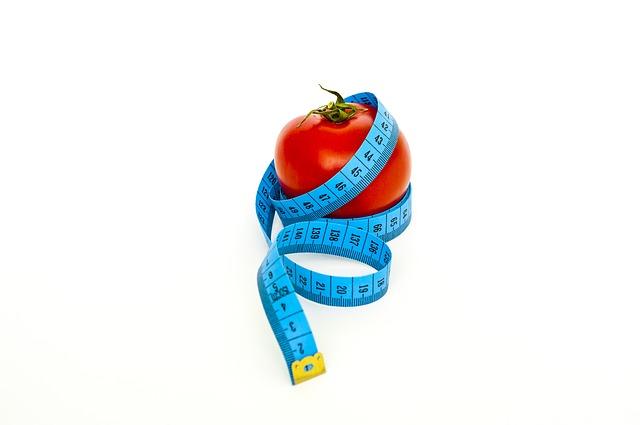 rajče, krejčovský metr