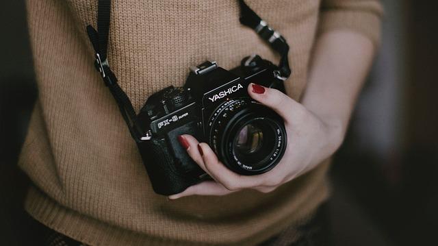 fotoaparát ženy