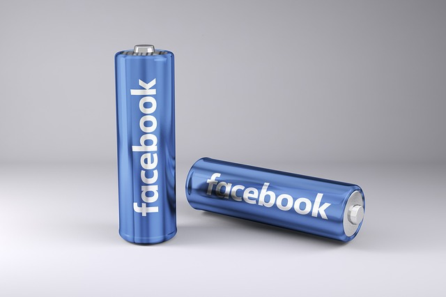 facebook baterie