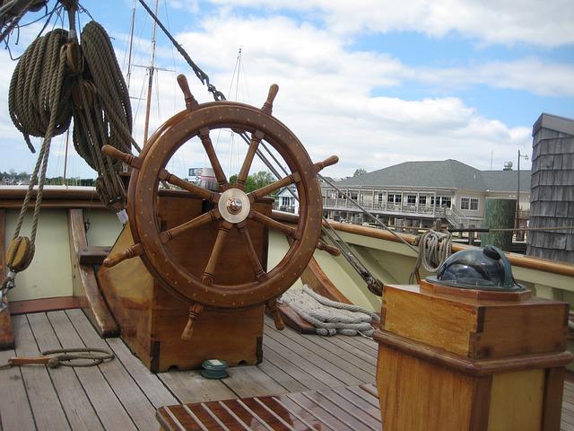 kormidlo lodi