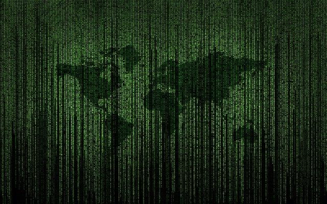 kódovací údaje- matrix